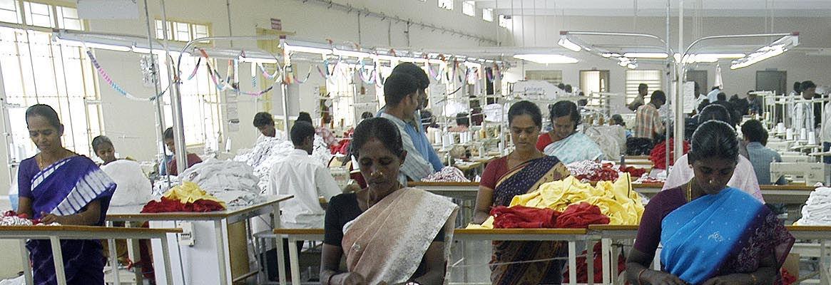 Environmental Issues of Textile Units at Tirupur