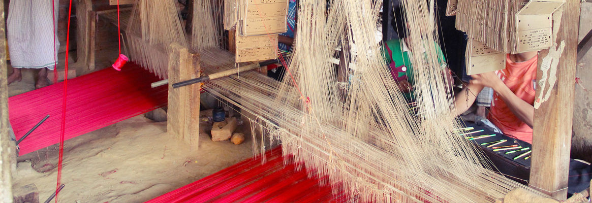 Cost estimation and Technology of Banaras Hand loom