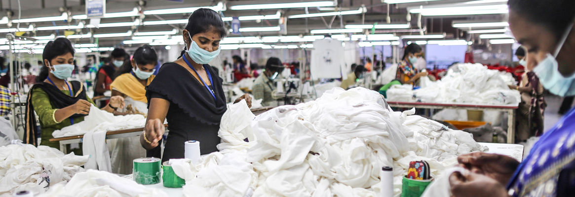 A Report on Improving Productivity in Egypt's Ready-Made Garments Sector