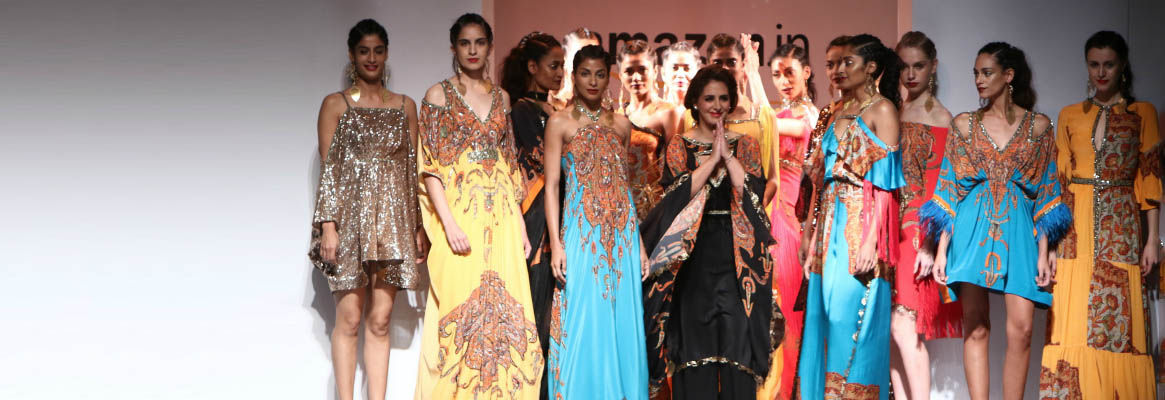 The Emulation of Indian Fashion and the West