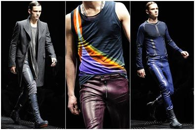 Eye Catching Leather Trousers for Men