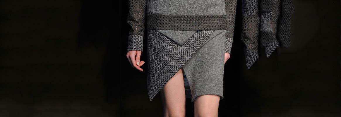 Development of the Method to Calculate the Spatial Form of the Internal Surface of Skirt