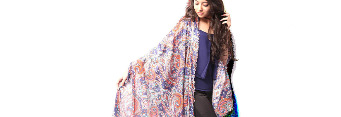 Printed Silk Scarves of Farukkhabad - A Journey from Past to Present