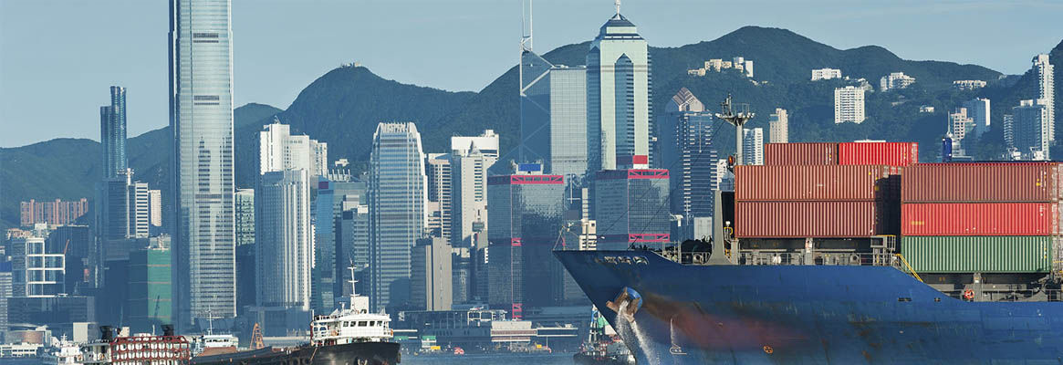 Hong Kong Apparel Import from India Increased