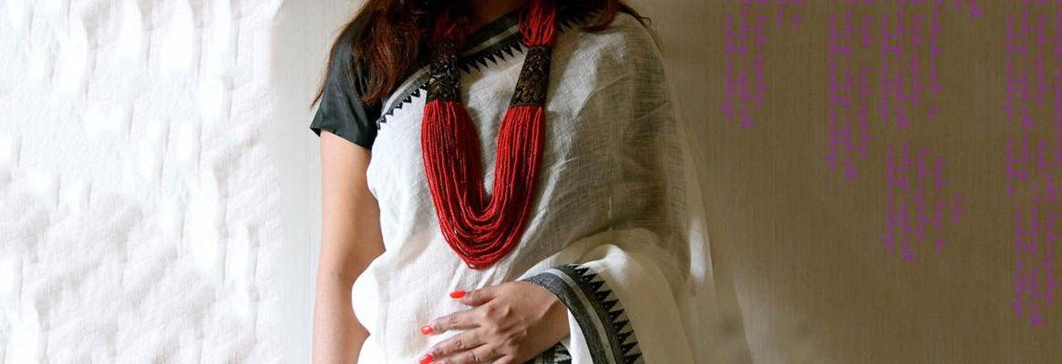 Ethnic Yet Modern Malkha Fabric - A New Beginning