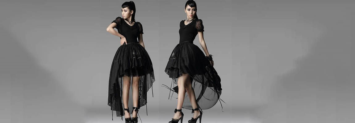 Gothic Clothing - Fashion Apparel for Unique Look