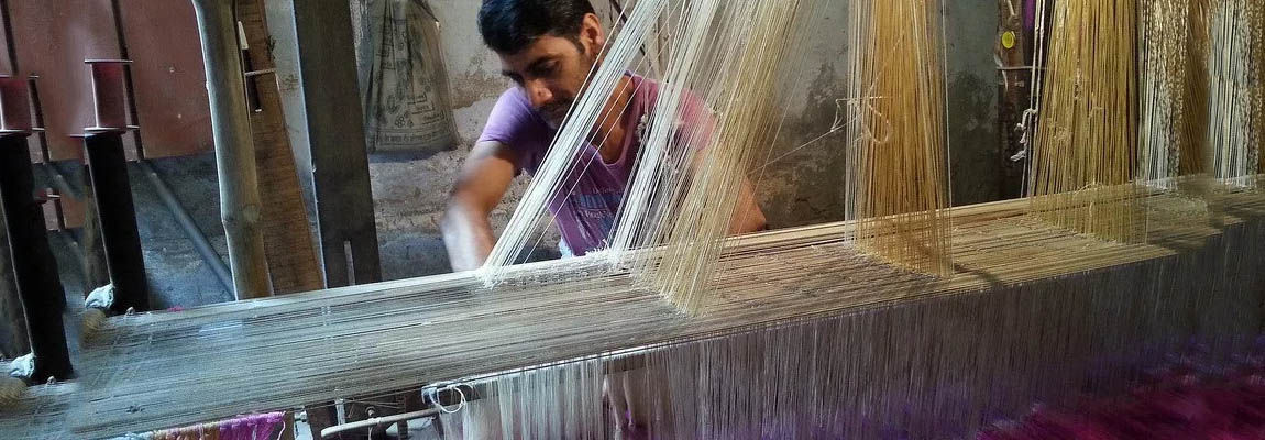 Application of Management Techniques Knowledge for Weavers of Varanasi Silk Industry for better prof