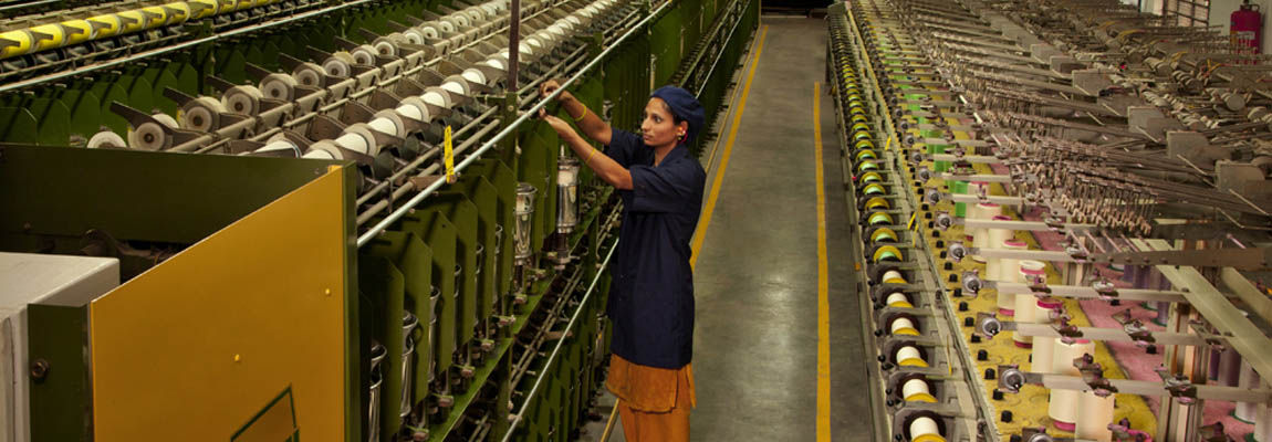 An Overview of Silk Industries in India