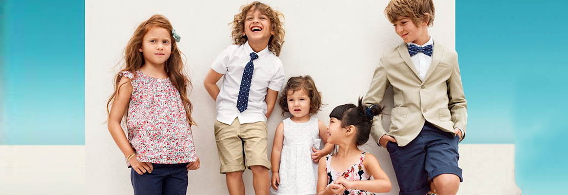 Kids Wear Clothing Choices