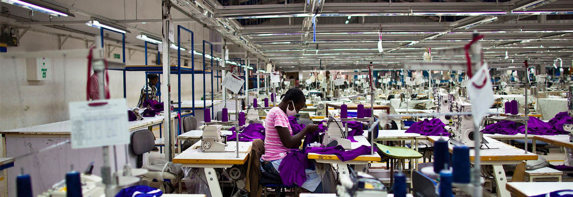 Apparel Sector of Botswana: will stimulus packages get the industry on its feet again?