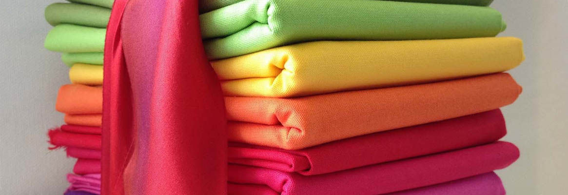 Enzymatic Assisted Coloring of Cotton Fabrics