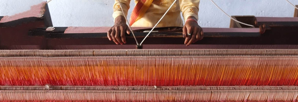 """Enlistment of Handloom Weavers through """"3P Strategies"""" evolved from SWOT analysis"""