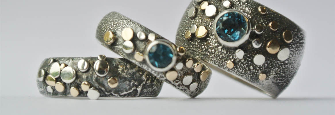 Contemporary Silver Jewellery
