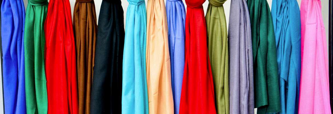 Refinement And Graceful Sophistication: Pashmina