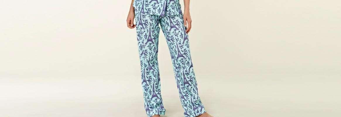"""The Manufacture Of Women""""s Pajamas"""
