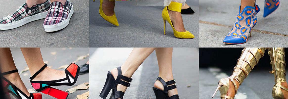 Spring Trends in Designer Shoes