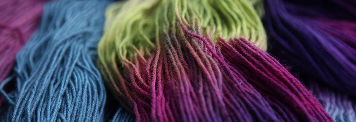 Dyeing of Silk Yarn with Monkey Jack