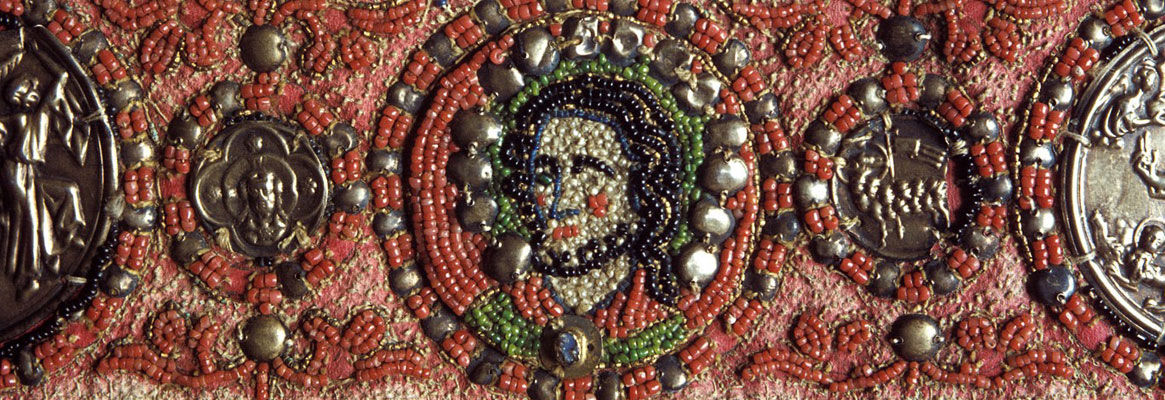 Sicilian Embroidery of the 12th Century