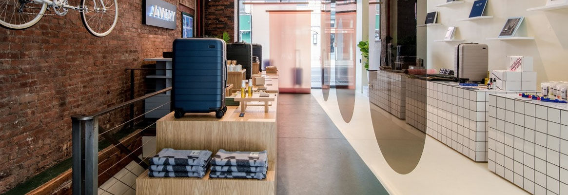 Fine Tuning Retail - Retail takes new spin with concept stores