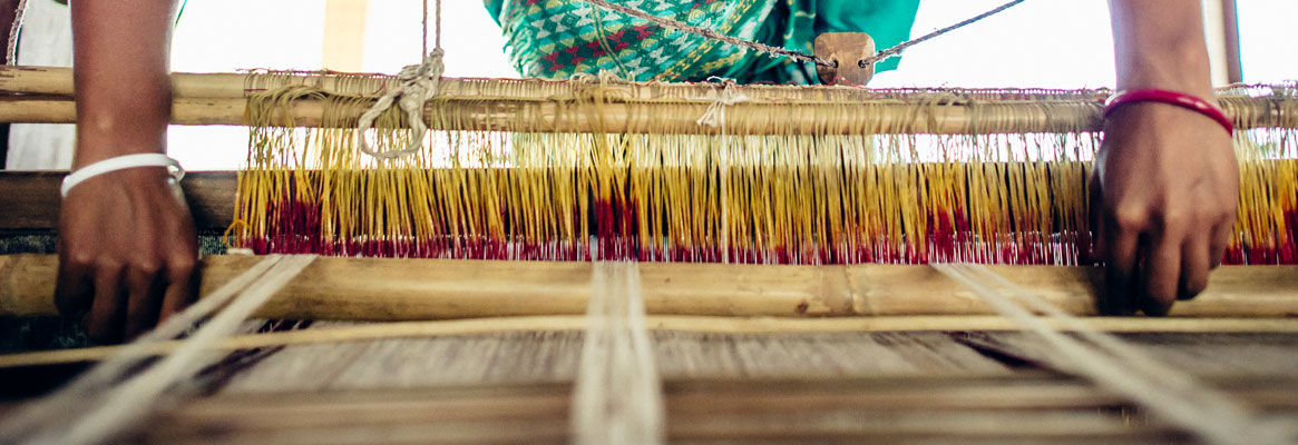 India has Potential to be World Leader in Handmade Textiles