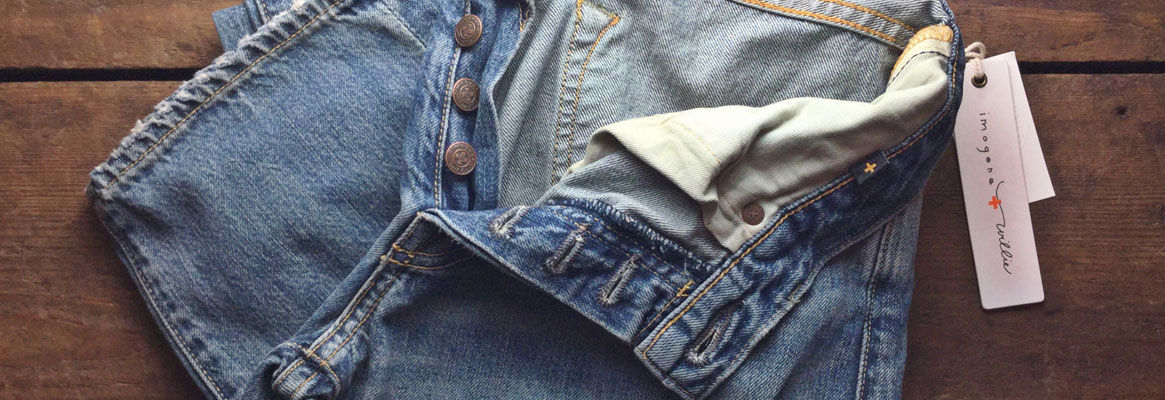 Herbal Antimicrobial Finishes for Selected Denim Blends