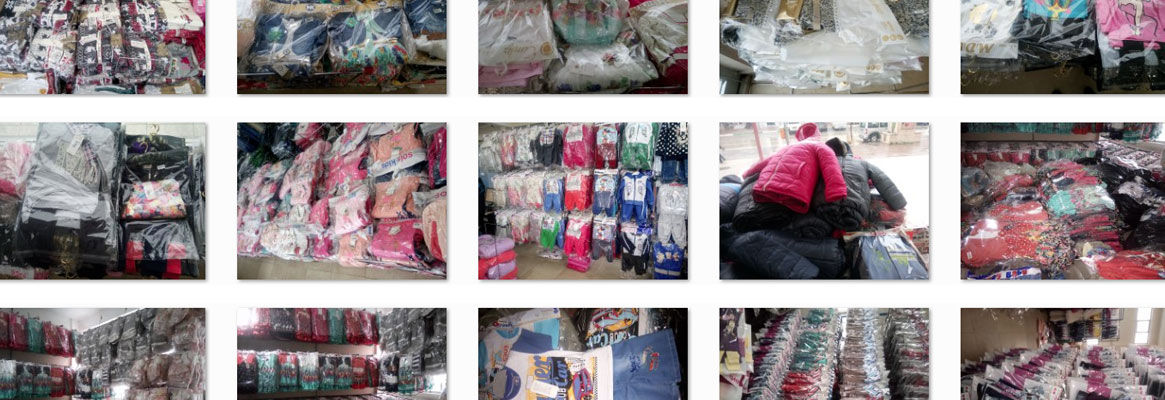 Options Available for Retailers to Source Wholesale Clothing Products