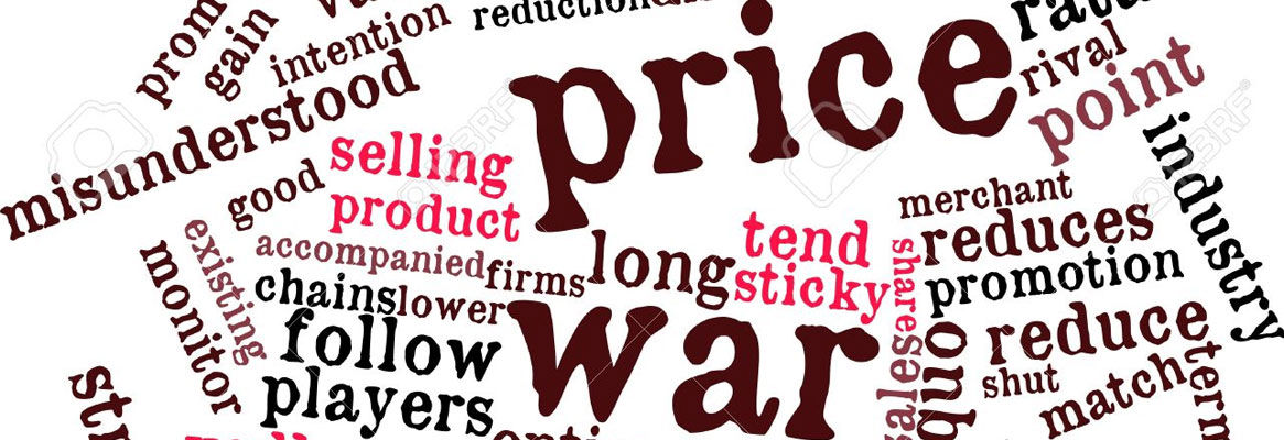 Price Wars fighting the low cost rivals