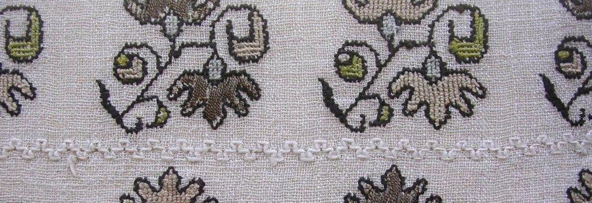 Crimean Tatar Embroidery