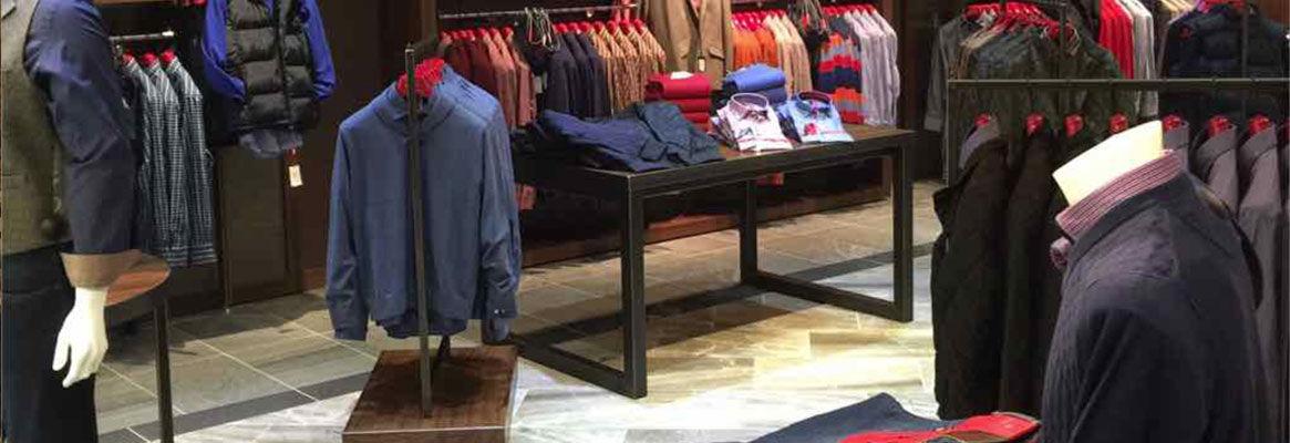 Dashing & Dapper - overview of menswear luxury market