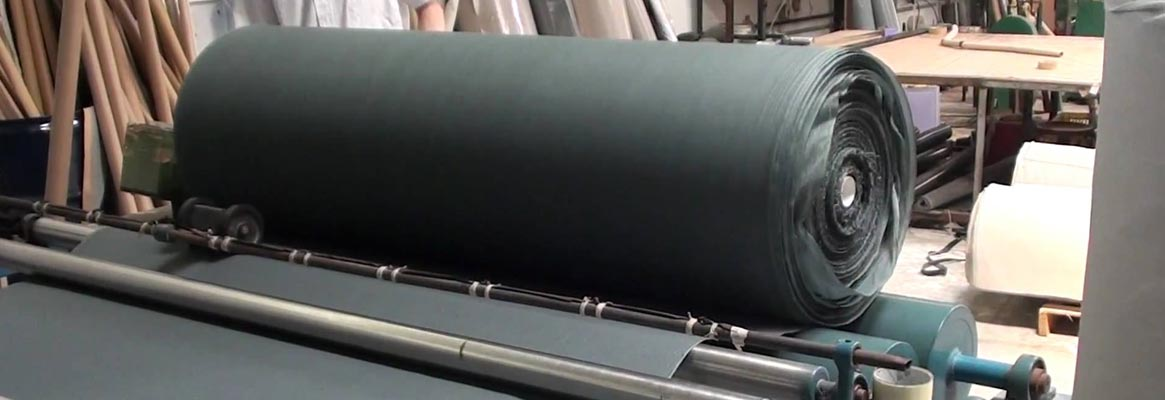Coated and Laminated Textile Materials and Process