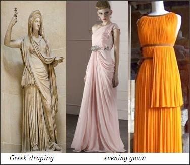 Greek Fashion, Modern Inspiration, Ancient Greek Fashion, Ancient ...