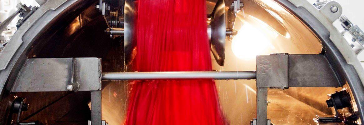 Vat Dyeing on Soft-Flow Machines