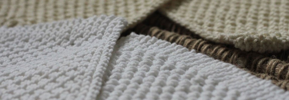 Various Wastage Areas of a Knitting Floor and Minimizing Procedure