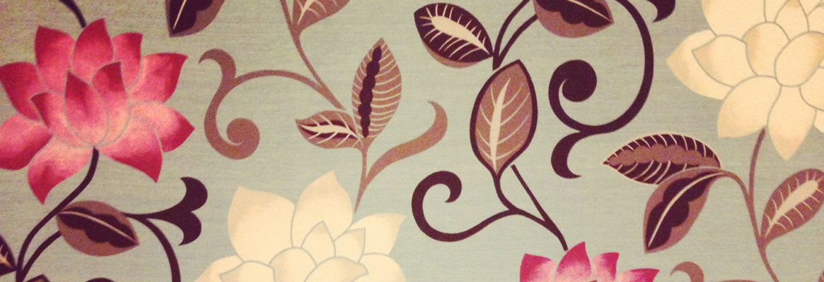 Lotus Motif Lotus Motif Textile Indian Textile Art Fibre2fashion