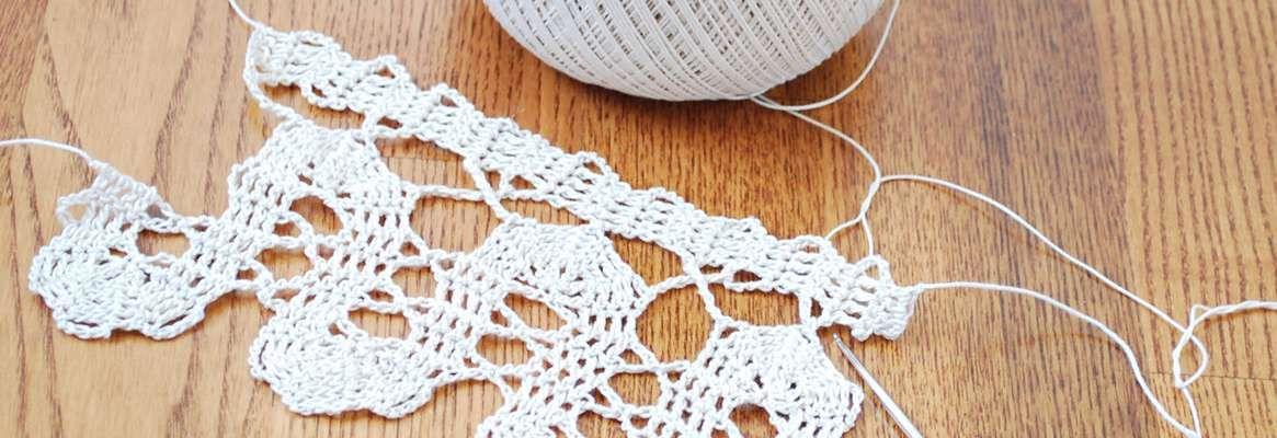 Crochet as Lace
