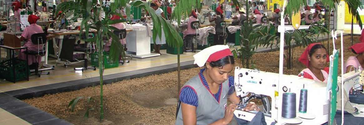 Sri Lankan Apparel Exports Move up, as China Turns Costlier