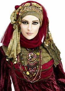 Good The Inspirational Beauty Of Arabian Fashion Styles Are Adopted All Across  The World Even Today, Bringing Out The Princess ...
