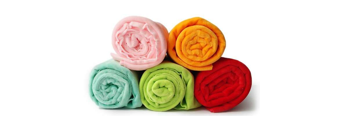 Eco-friendly Dyeing of Natural Fabrics Using Discarded Litchi Fruit Peel