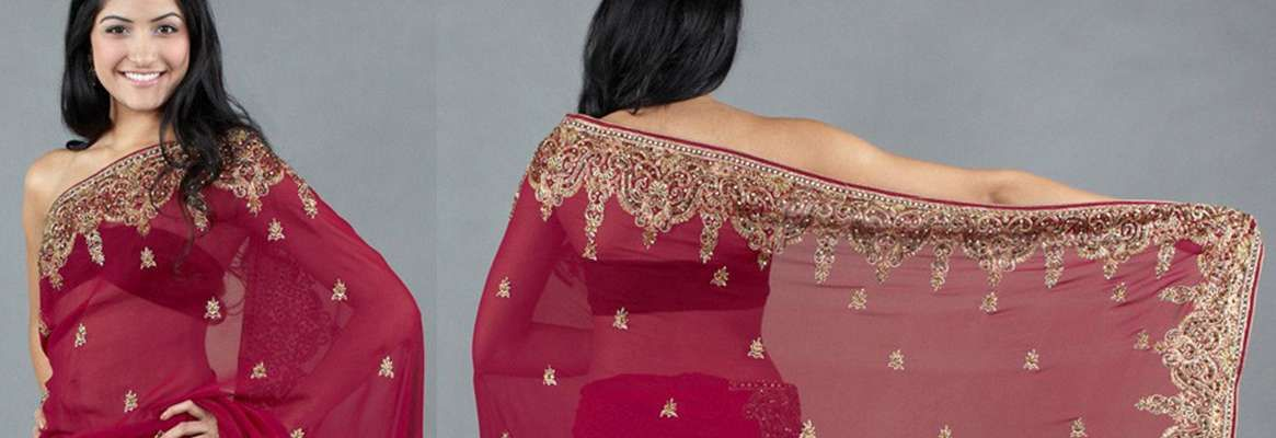 Sudden Uprising of Red Colored Sarees in India