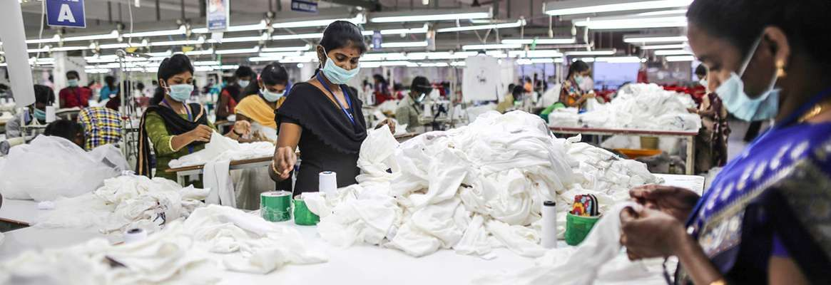 Indian Garment Exports Sliding