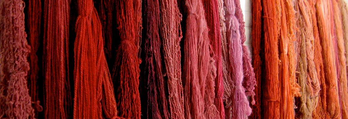 Norwegian Natural Dyeing