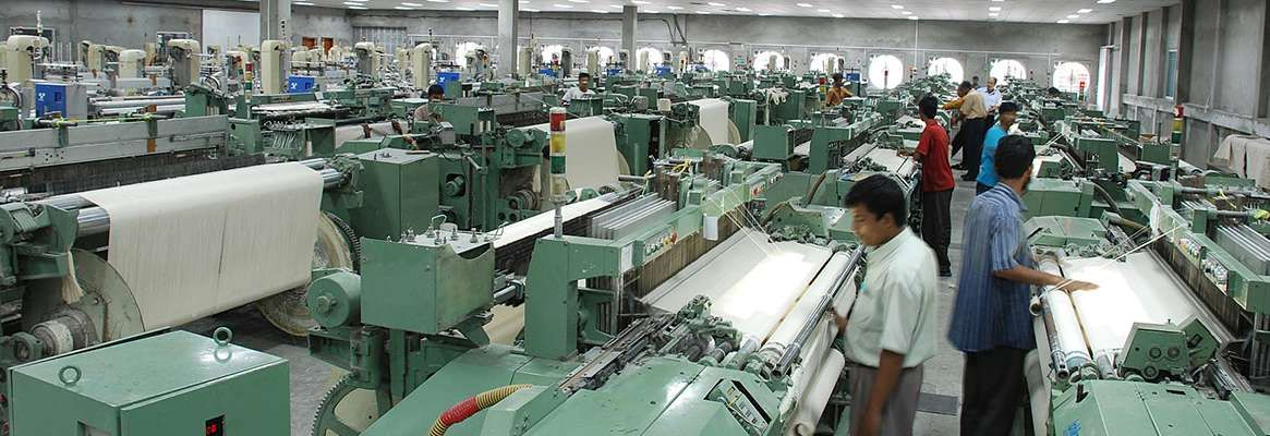 Condition Based Maintenance for Textile Machines