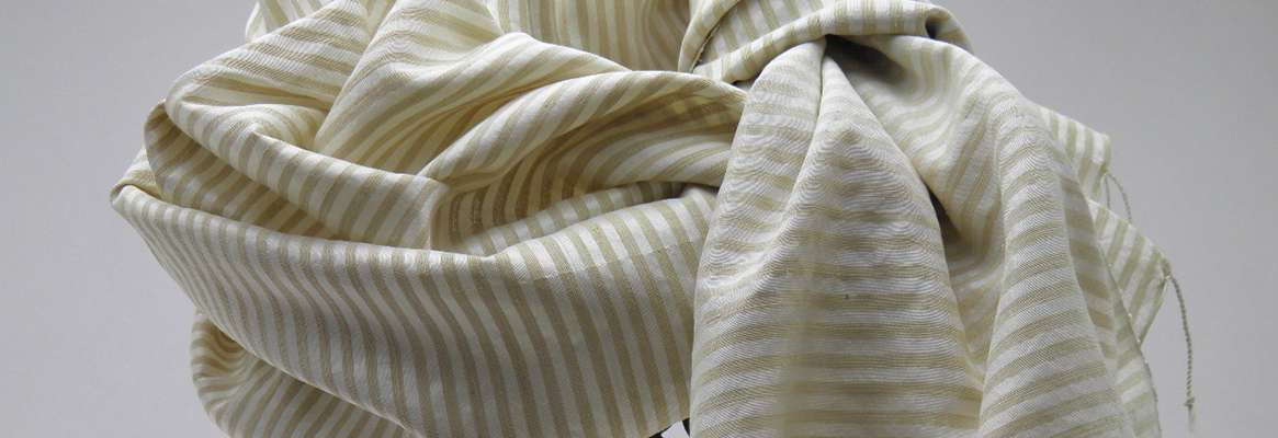 Legacy of the celestial flower : lotus fibre fabrics
