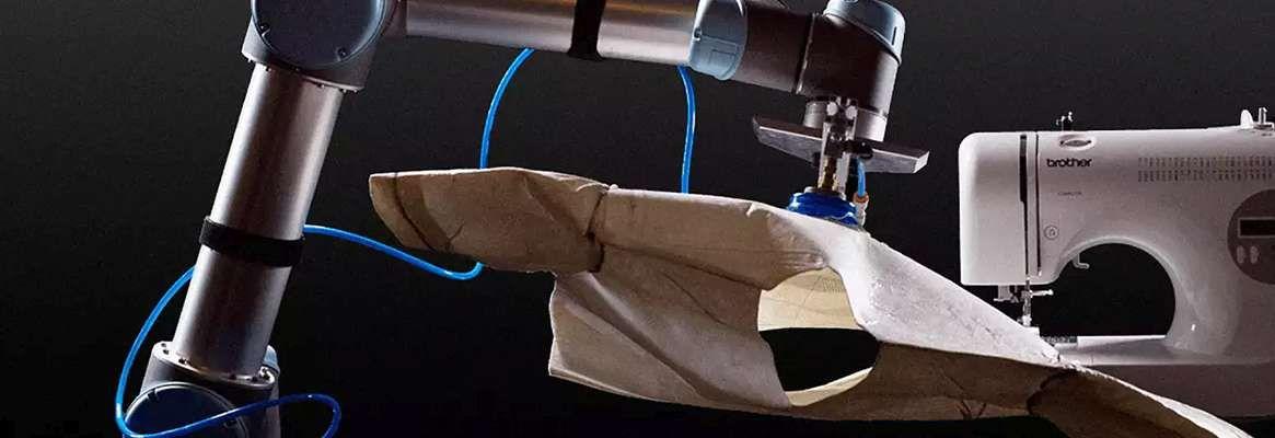 Application of Robotics in Textiles
