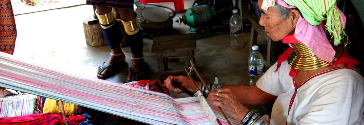 Challenges on Traditional Textile Weaving in Myanmar