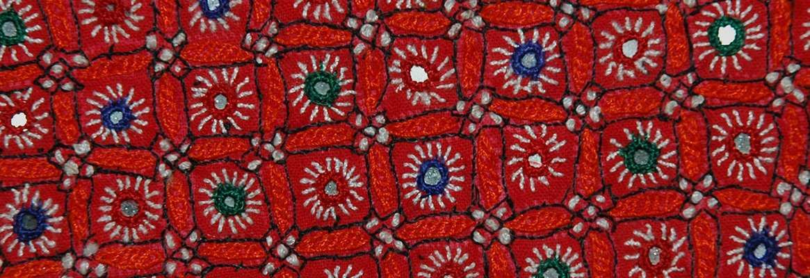 Promoting Traditional Embroideries of India