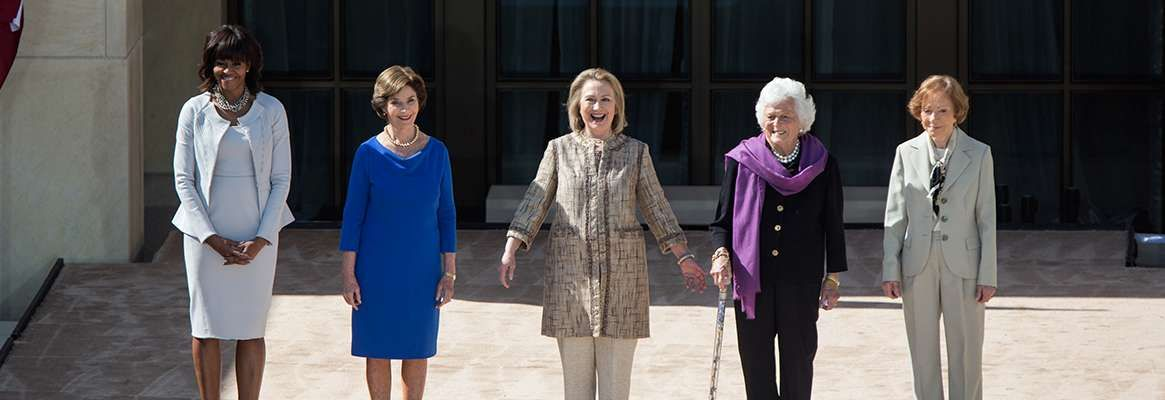 First Ladies of USA - The Style Icons