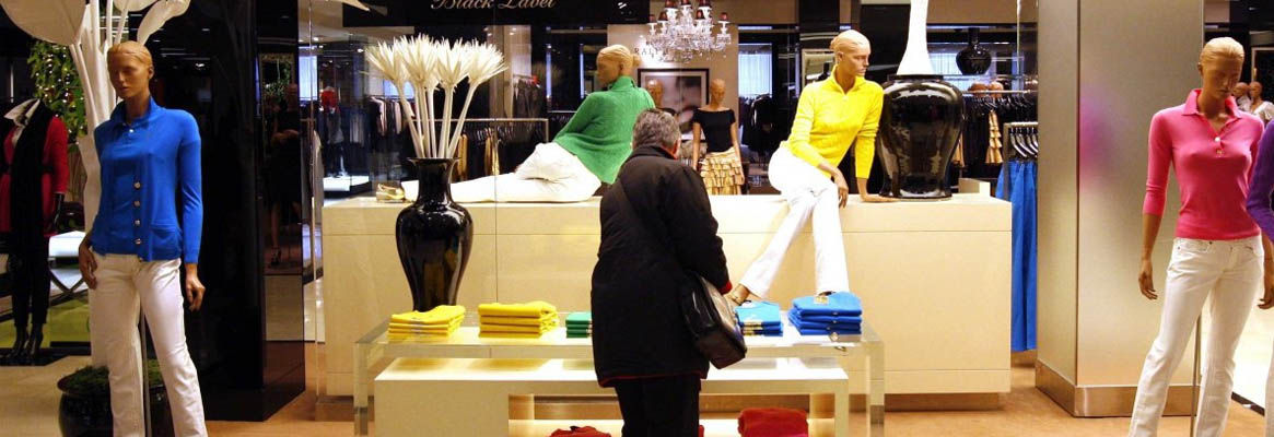 Fashion Retailing : the power of presence