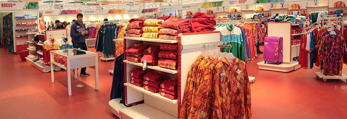 Apparel retail stores: constantly being watched