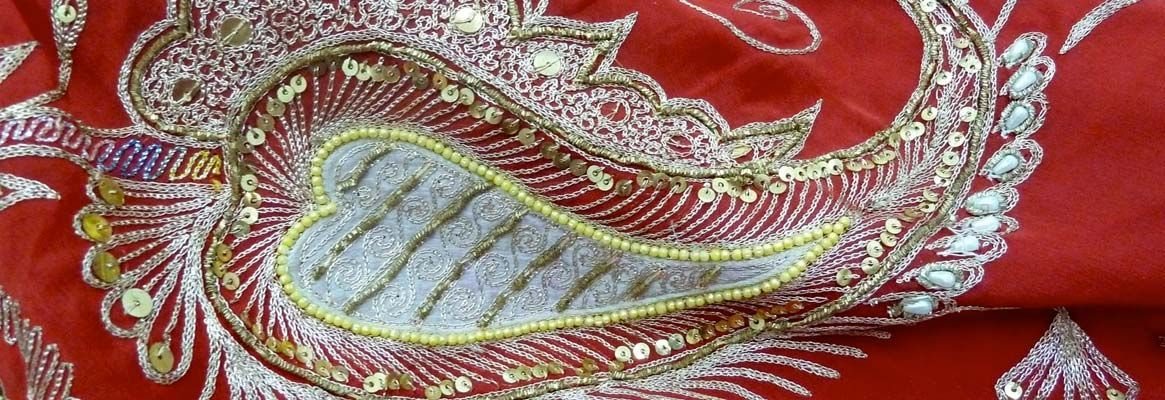 The Zari Weaving Embroidery of Rajasthan
